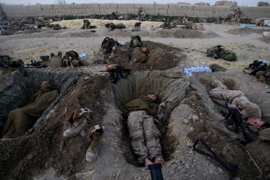 U.S. Marines by MilitaryPhotos