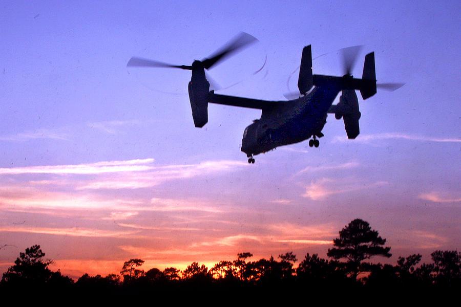 MV-22 Osprey by MilitaryPhotos