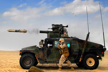 TOW Missile by MilitaryPhotos