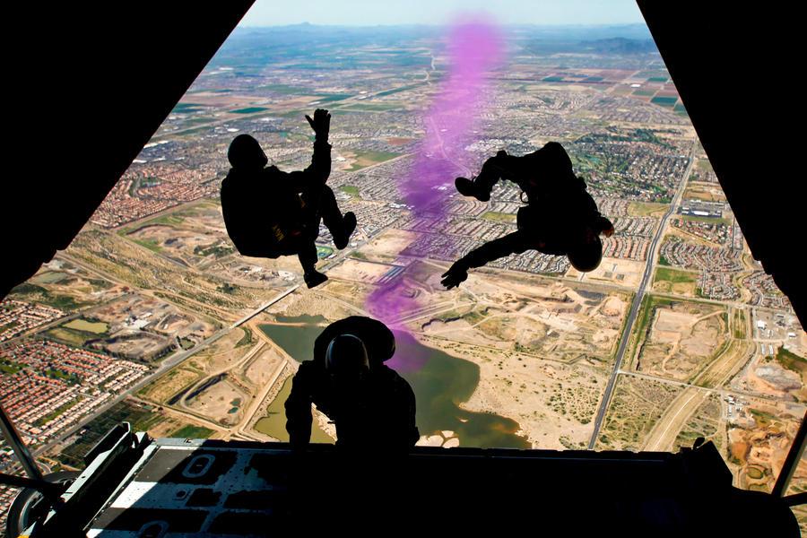 Glendale Arizona by MilitaryPhotos
