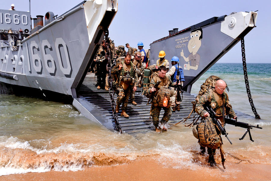 Senegal by MilitaryPhotos
