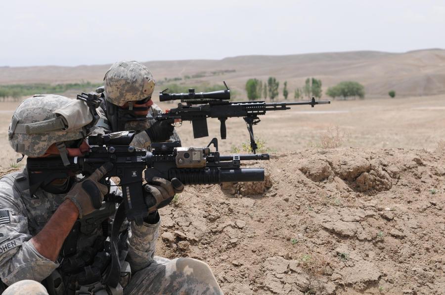 Ghazni Afghanistan by MilitaryPhotos