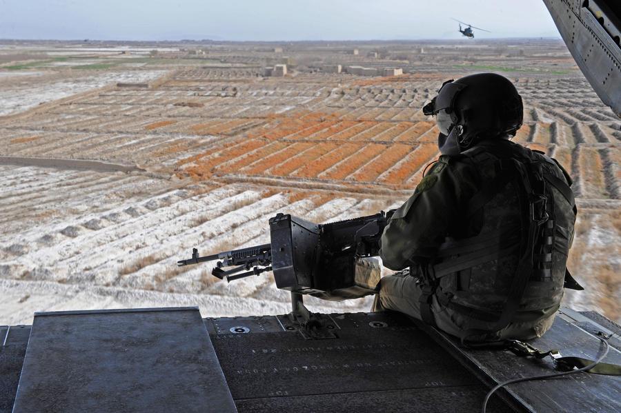 Kandahar Airfield by MilitaryPhotos