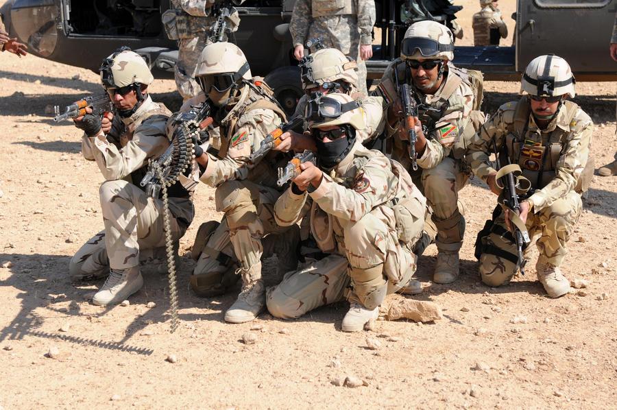 Commando Battalion by MilitaryPhotos