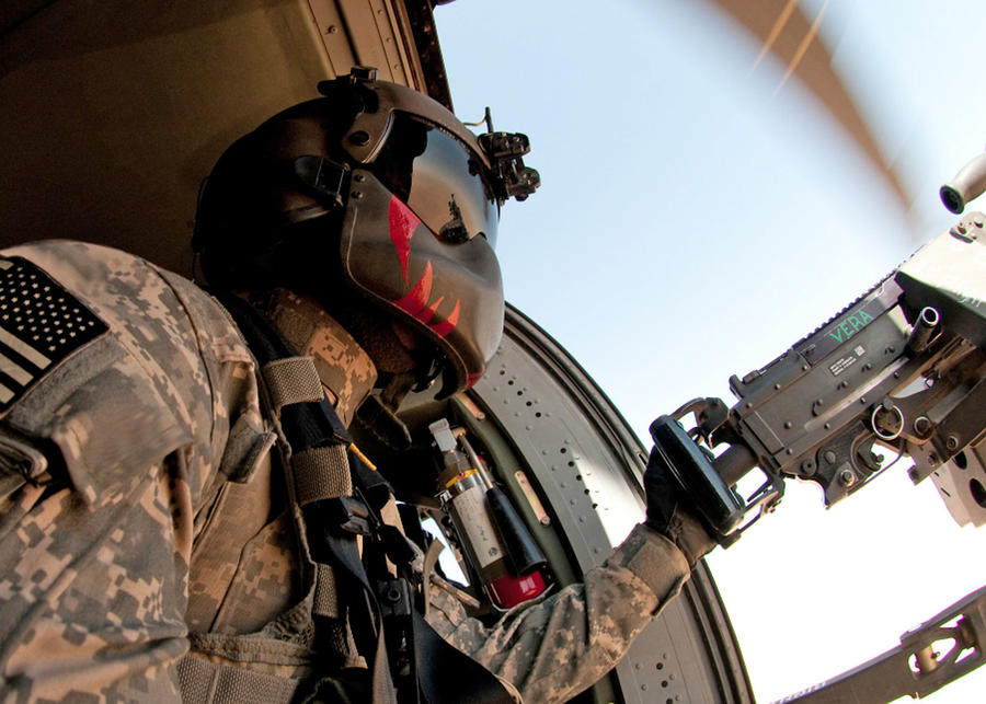 Crew Chief by MilitaryPhotos