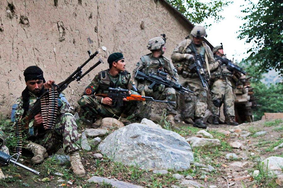 Badmuk Afghanistan by MilitaryPhotos