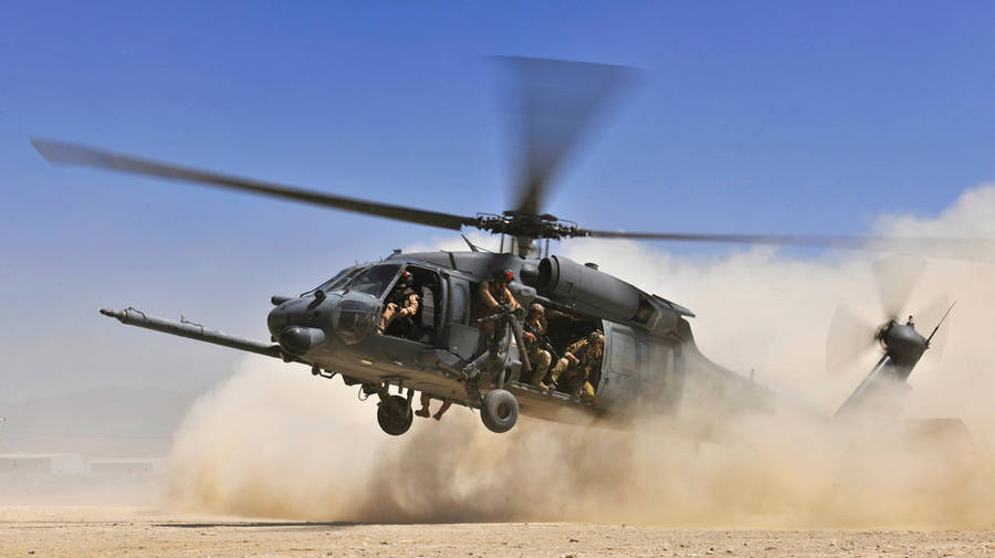 HH-60G Pave Hawk by MilitaryPhotos