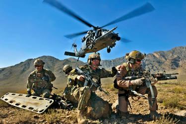 Pararescuemen by MilitaryPhotos