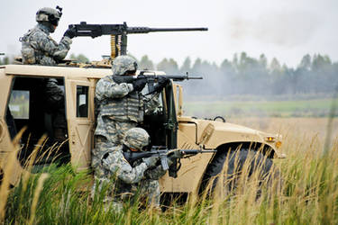 Grafenwoehr Training Area by MilitaryPhotos