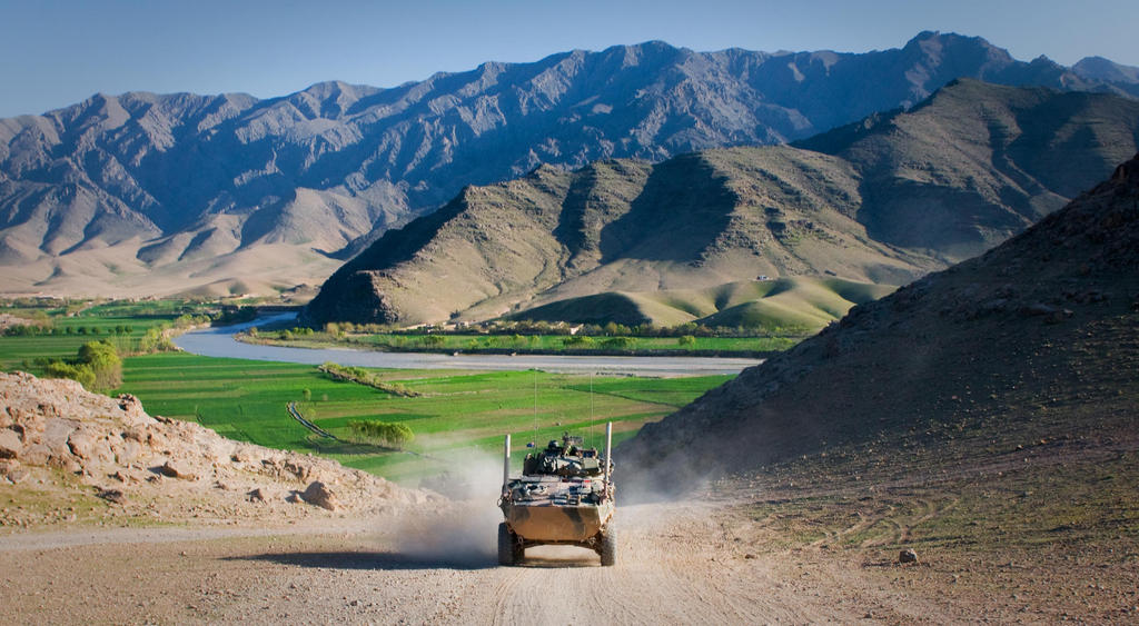 Tangi Valley, Afghanistan by MilitaryPhotos