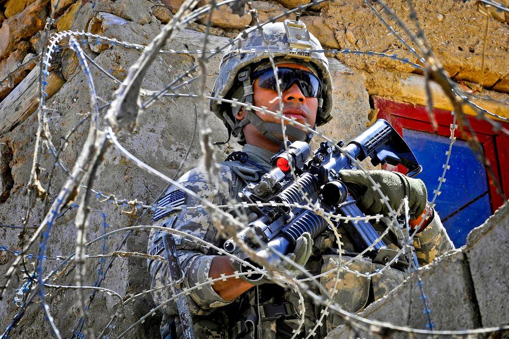 Zabul Provincial Prison by MilitaryPhotos