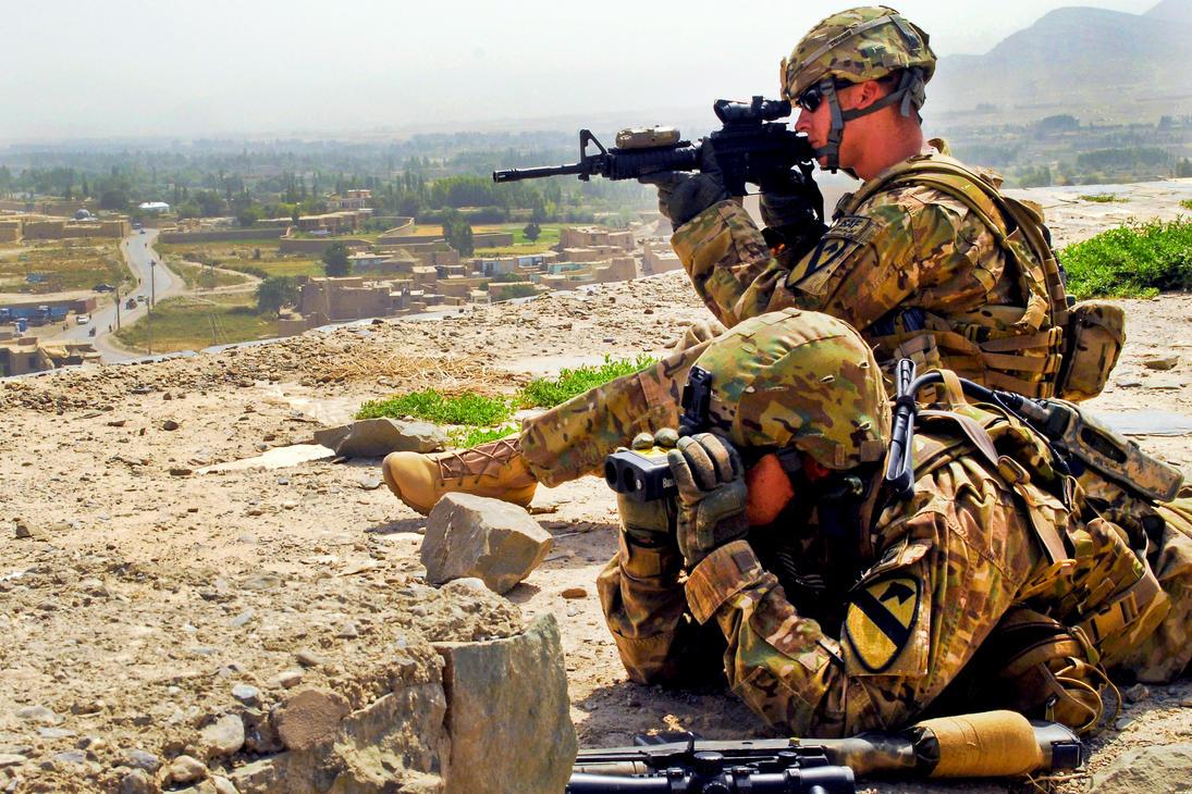 Gardez, Afghanistan by MilitaryPhotos