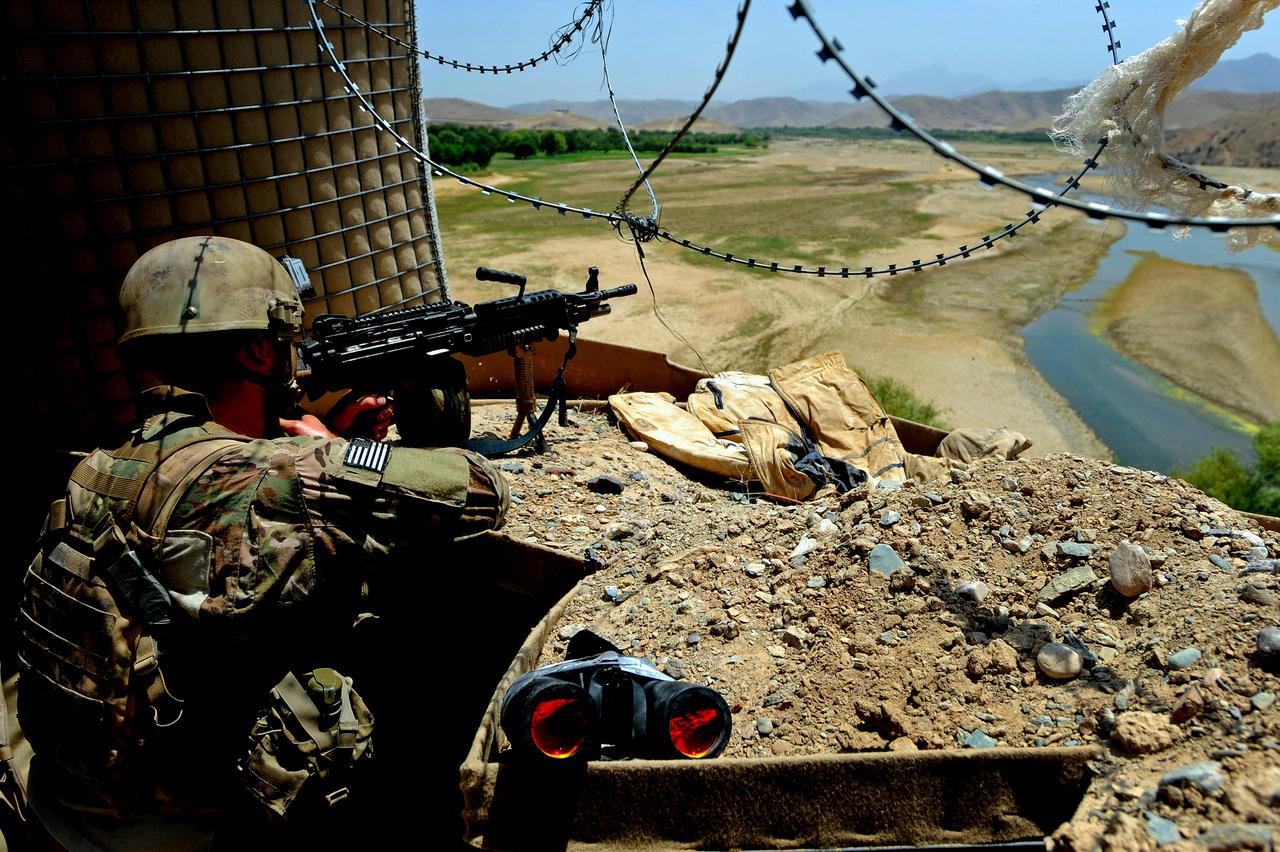 Arghandab, Afghanistan by MilitaryPhotos