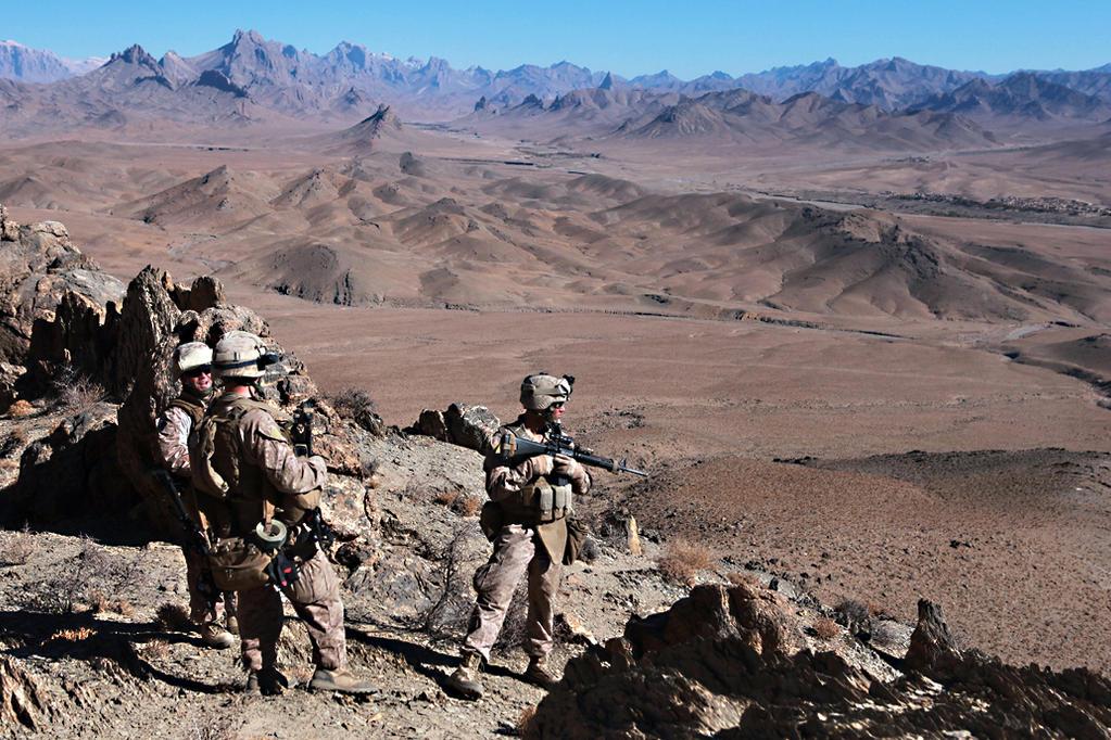 Golestan, Afghanistan by MilitaryPhotos