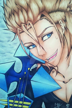 The Melodious Nocturne: Demyx