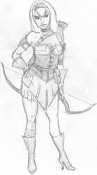 Archer by boa91