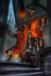 Warhammer - empire team