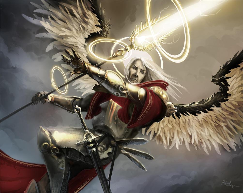 spear of light by teli333