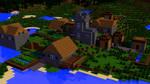 Minecraft Village by MinecraftPL