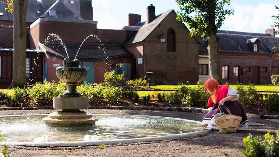 a la claire fontaine by narutine