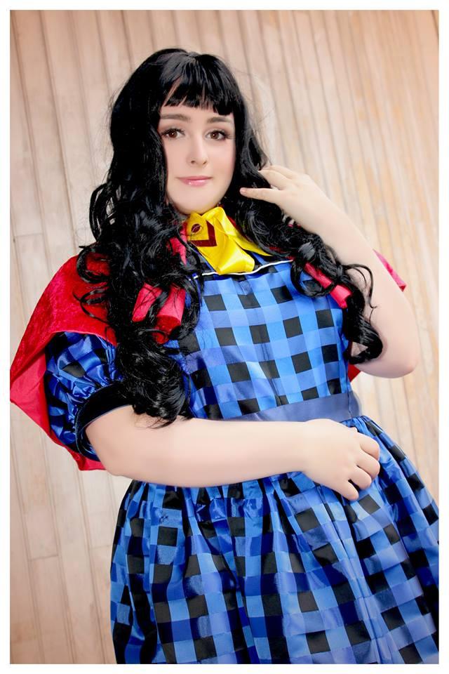 blue dress by narutine