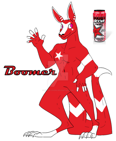 Boomer Roo by Ryujin-Uvora