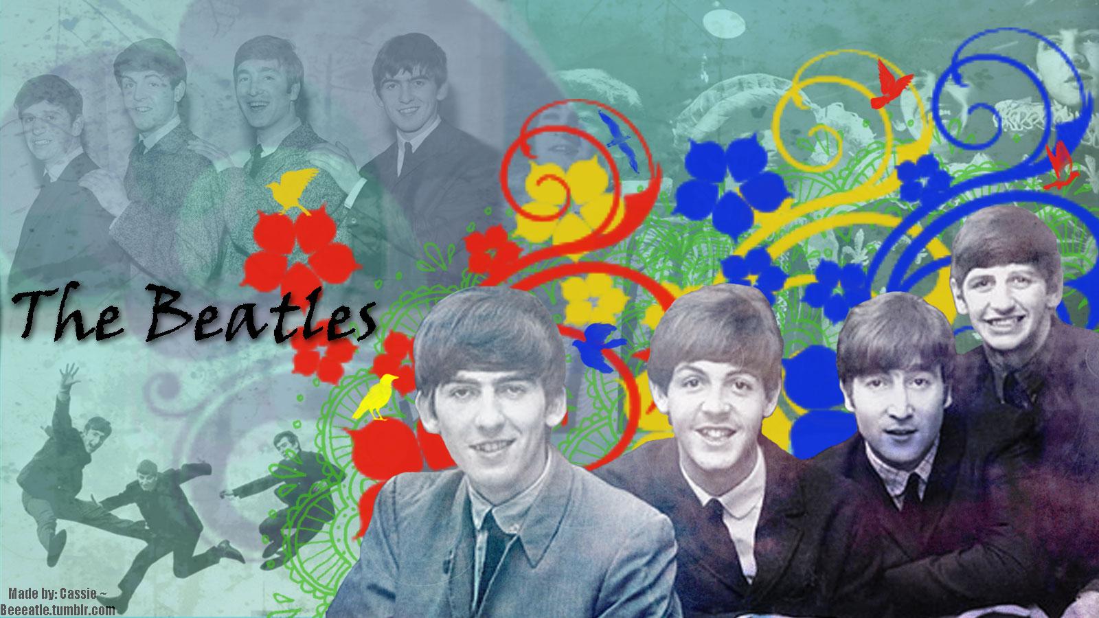 The Beatles Wallpaper III