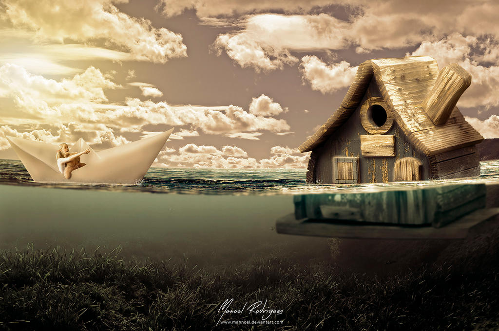 Finding your home by mannoel