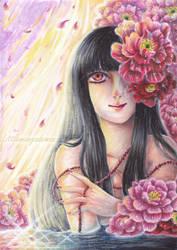 Goddess Peony