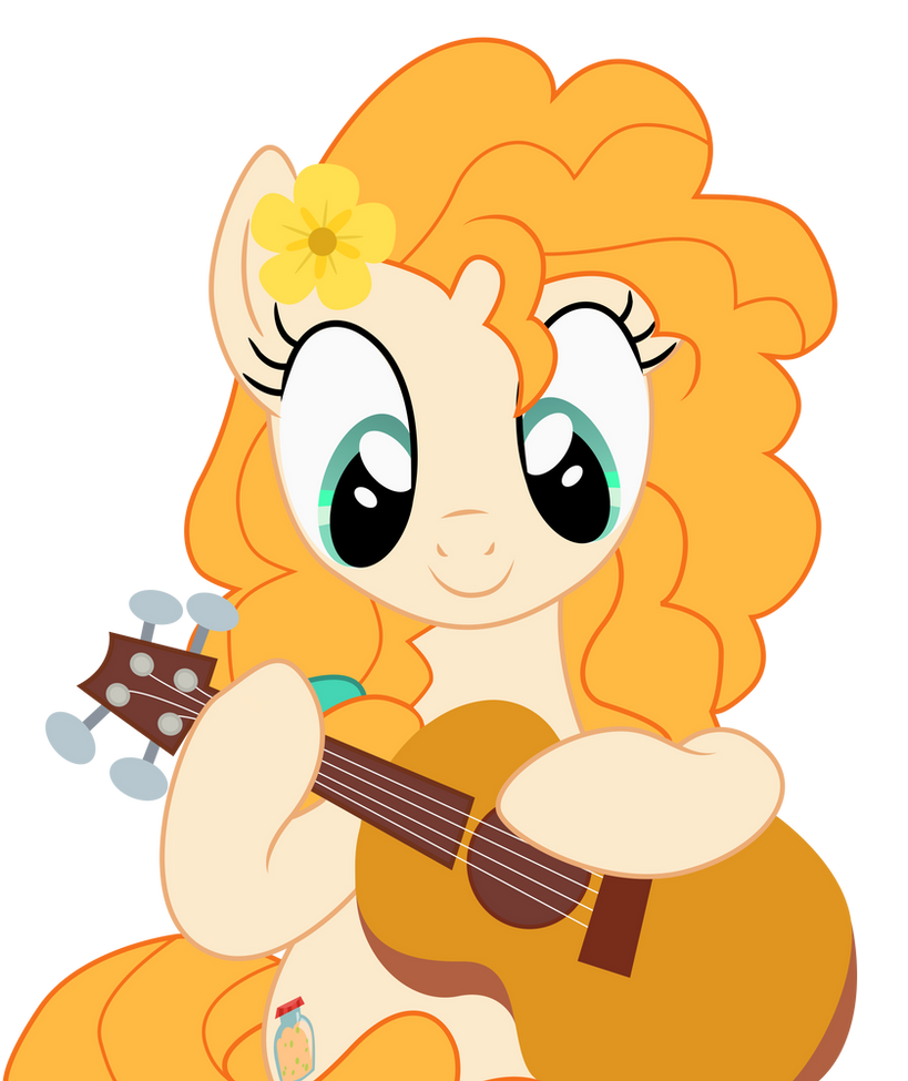 [Vector] Pear Butter #1 by PaganMuffin