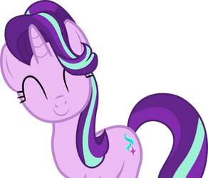[Vector] Smiling Starlight Glimmer #5 by PaganMuffin