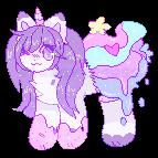 unicorn E by StarryTearss
