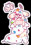 Lucky pink charms(OTA)