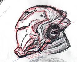 Iron Man Helmet concept