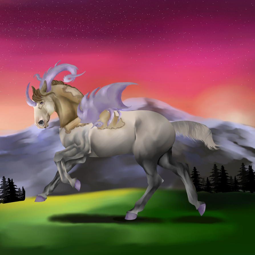 Commission for Werewolfluva by araquartz