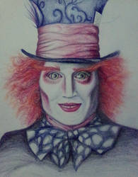 Mad Hatter by symmone