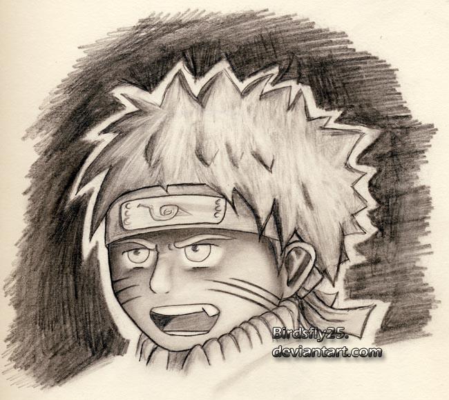 Naruto by Birdsfly25