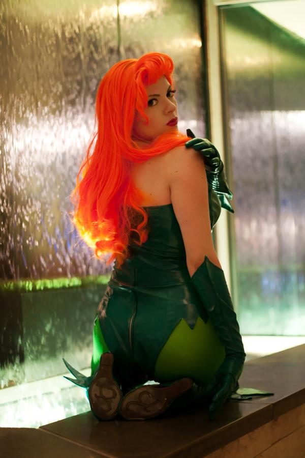 Pamela Isley - Poison Ivy of Batman: TAS by Kapalaka