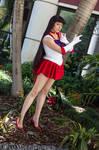 Rei Hino - Sailor Mars Cosplay