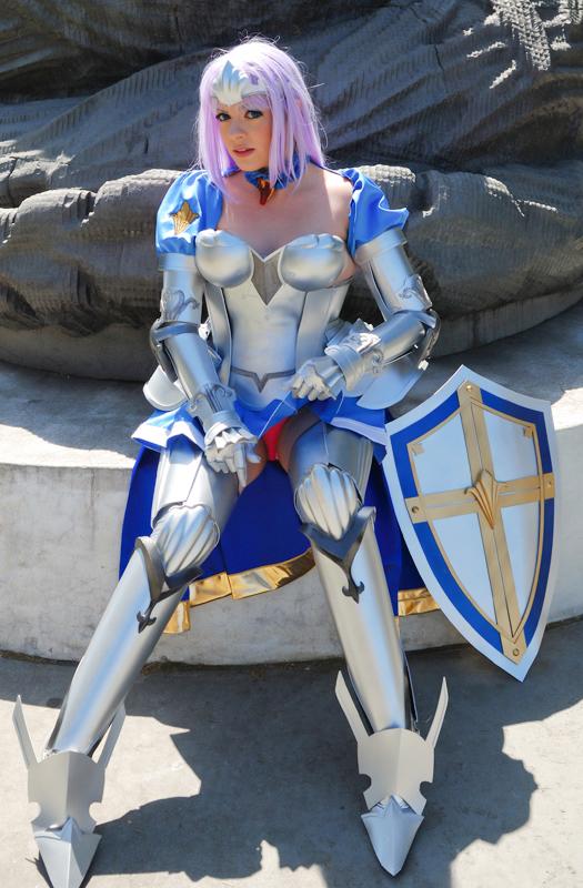 Annelotte Kreutz from Queen's Blade Rebellion by Kapalaka ...