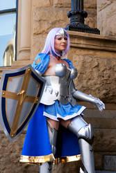 Annelotte cosplay - Queen's Blade: Rebellion