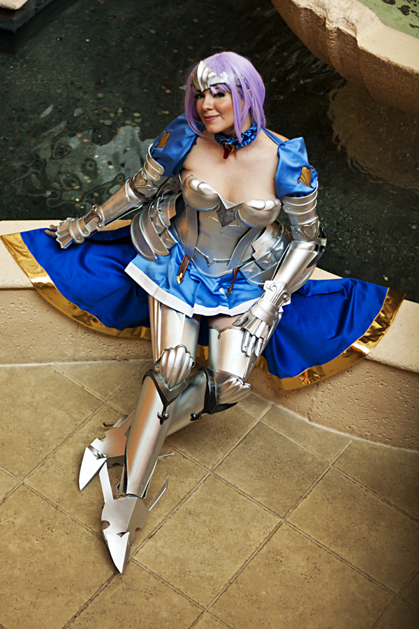 Annelotte Cosplay - Queen's Blade, MetroCon 2013 by Kapalaka