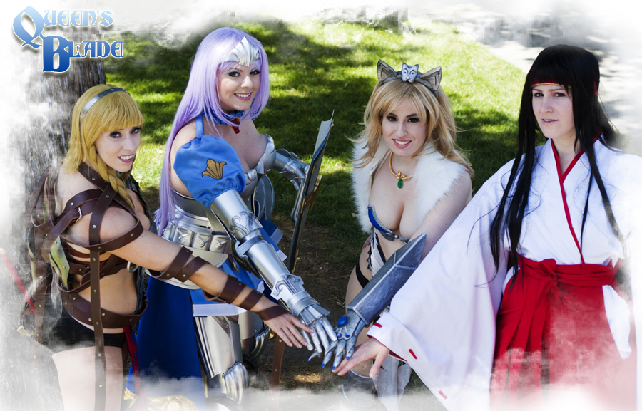 Queen's Blade cosplay: Fanime 2013! by Kapalaka on DeviantArt Queens Blade Echidna Cosplay