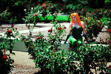 Garden of Evil - Poison Ivy Cosplay