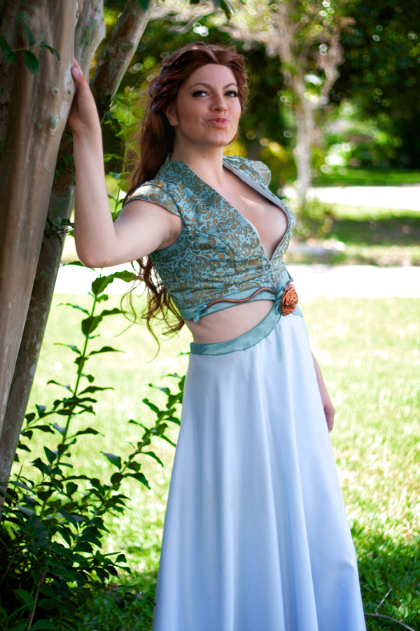 Margaery Tyrell cosplay - Game of Thrones by Kapalaka on ...