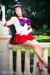 Sailor Mars Cosplay - Sailor Moon