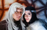 Lyanna Stark and Rhaegar Targaryen - Ice and Fire
