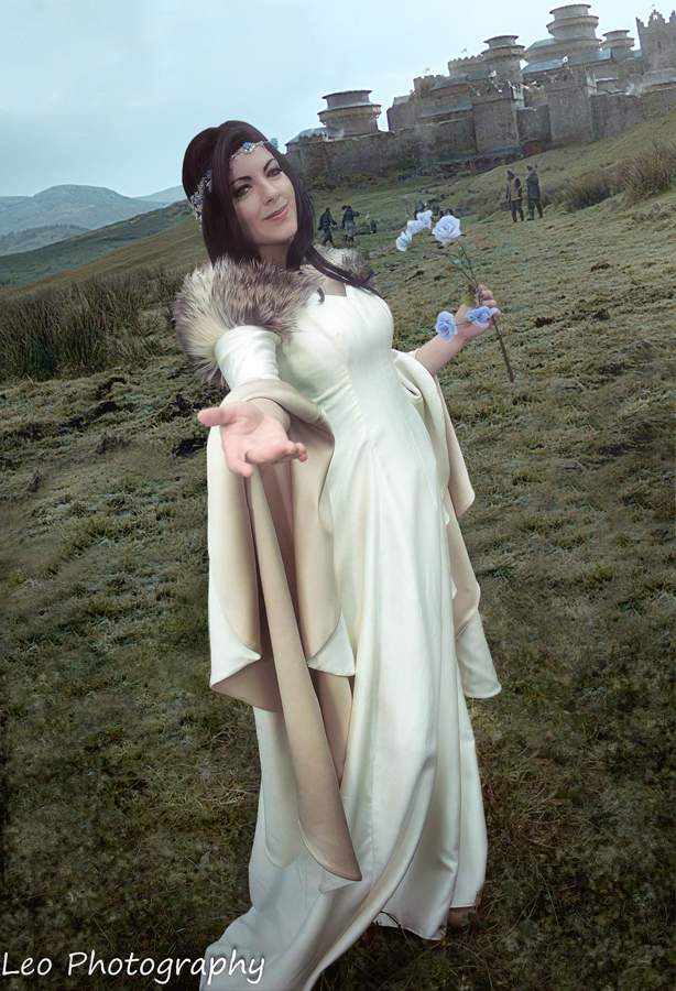 Lyanna Stark of Winterfell - cosplay by Kapalaka