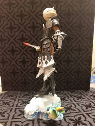 1/8 Painted Garage Kit - Oswald from Odin Sphere