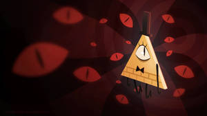 Bill Cipher by MoodyFirefly